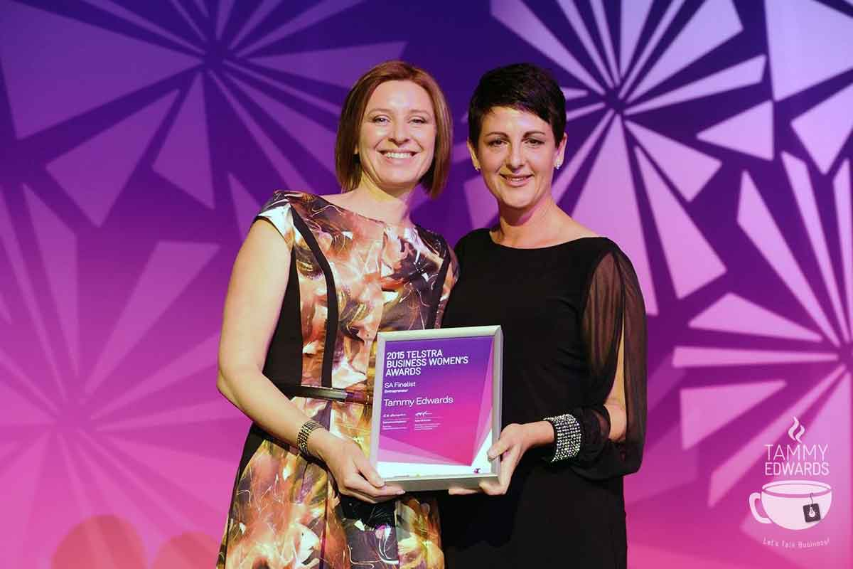 Tammy Edwards - My Why, Telstra Business Awards
