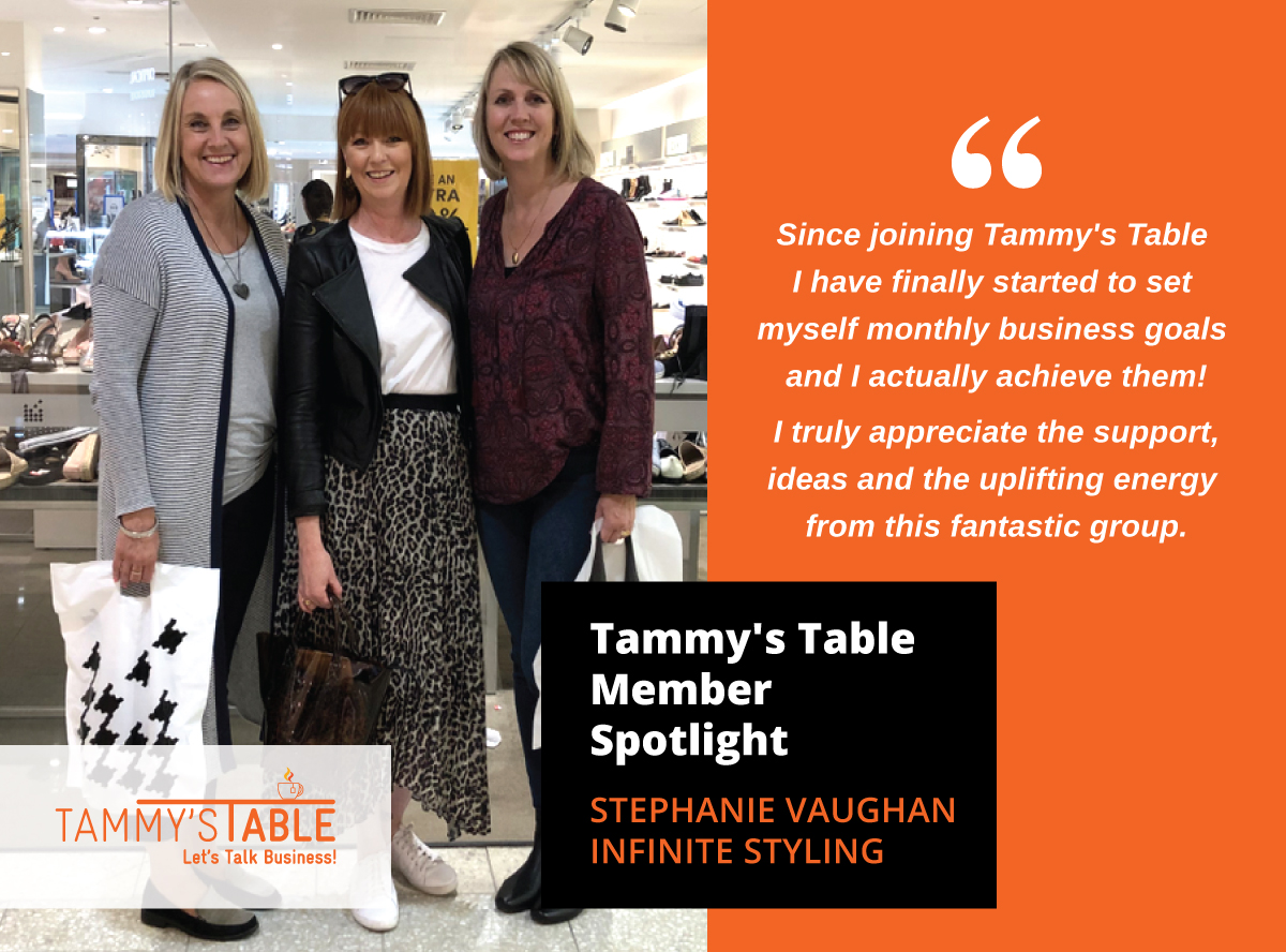 Member Spotlight | Stephanie Vaughan