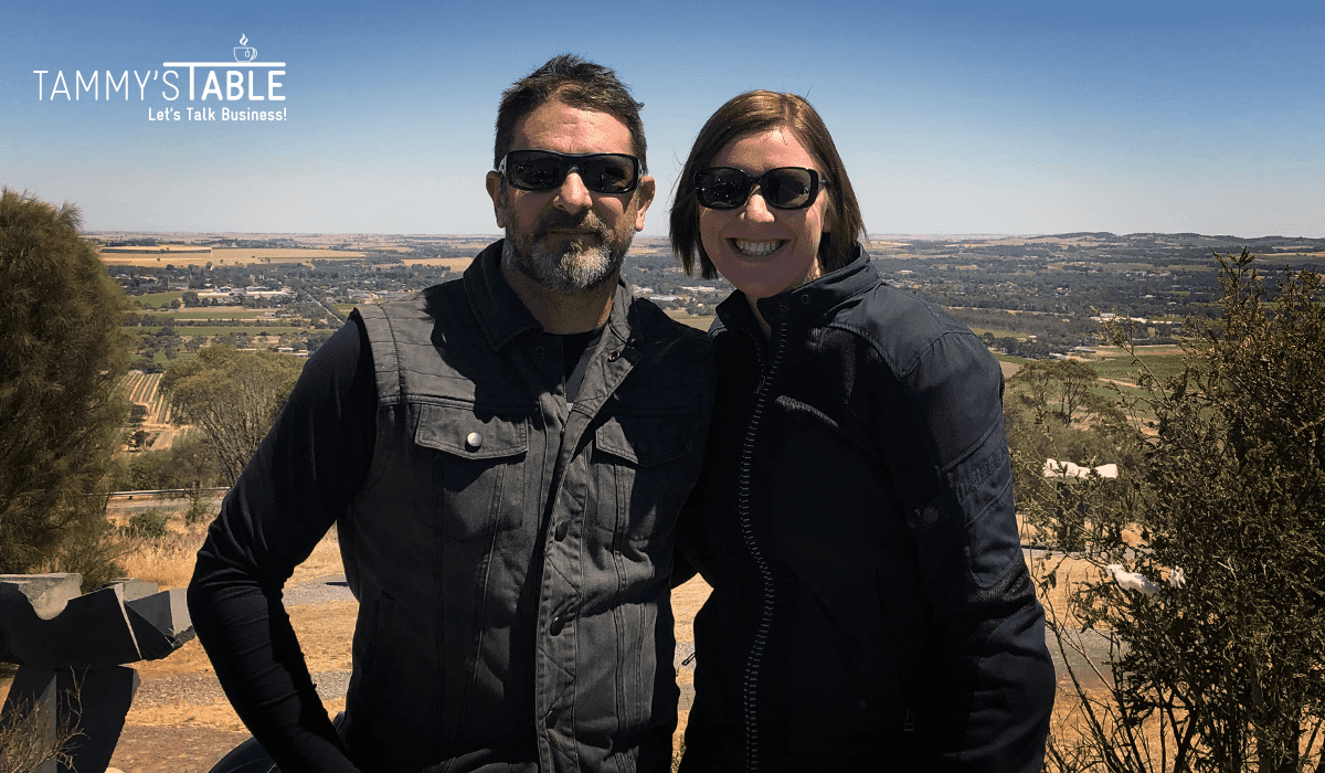 Taking a break from business | Barossa Valley